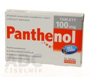 Dr. Müller PANTHENOL 100 mg