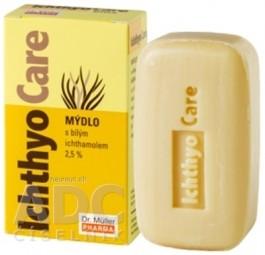 Dr. Müller IchthyoCare MYDLO s bielym ichthamolom 2,5% 1x90 g
