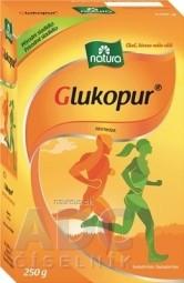 Glukopur (hroznový cukor) prášok 1x250 g
