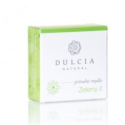 Prírodné mydlo - Zelený íl  90 g
