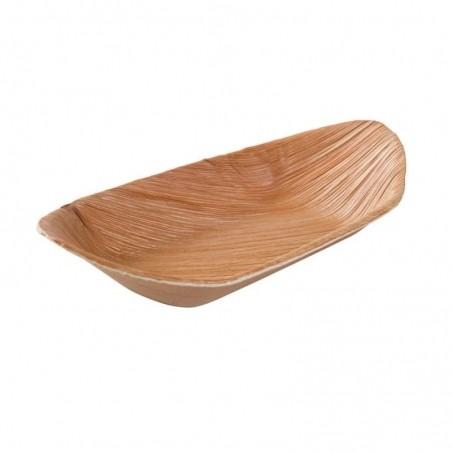 Palmová miska loďka 20 cm