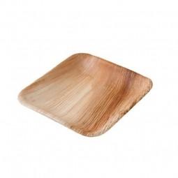Palmový tanier 15x15 cm