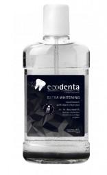 Neobyčajná čierna ústna voda na bielenie 500 ml