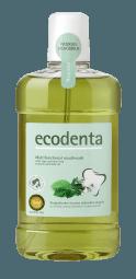 Multifunkčná ústna voda - Šalvia & Aloe Vera & Mätový olej