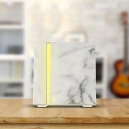 Difúzer so zvlhčovačom vzduchu 200 ml white marble grain