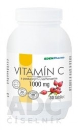 EDENPharma VITAMÍN C 1000 mg
