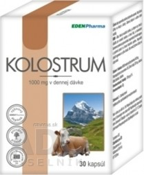 EDENPharma KOLOSTRUM cps (1000 mg) 1x30 ks
