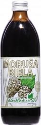 Šťava Moruša biela 500 ml