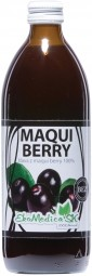 Šťava Maqui berry 100% - 500 ml