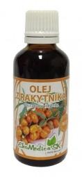Olej Rakytník rešetliakový 100% - 50 ml