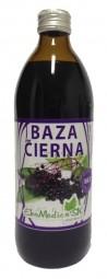 Šťava Čierna baza 100% - 500 ml