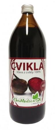 Šťava Cvikla 100% - 1L