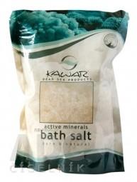 KAWAR SOĽ Z MŔTVEHO MORA kúpeľová soľ 1x600 g