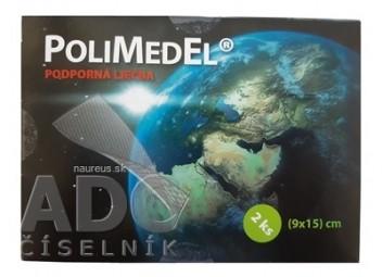 POLIMEDEL polymérová fólia 9x15 cm 1x2 ks