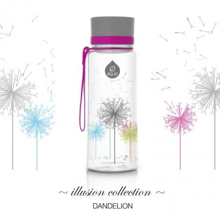 Fľaša EQUA Dandelion, 600 ml