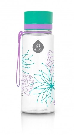 Fľaša EQUA Flower, 600 ml