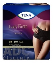 TENA Lady Pants PLUS NOIR MEDIUM