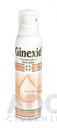 GINEXID gynekologická čistiaca pena spm der 1x150 ml