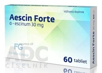 Aescin Forte 30 mg - FG