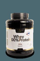 Fit4you Whey Protein 100% 1kg Čokoláda