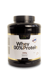 Fit4you Whey Protein 100% 2kg Čokoláda