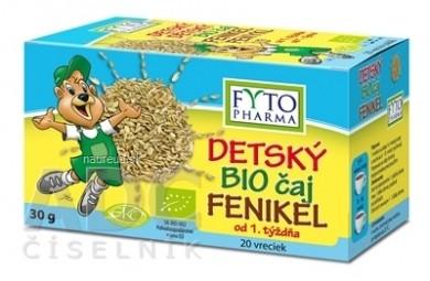 FYTO DETSKÝ BIO čaj FENIKEL
