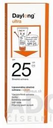 Daylong ultra SPF 25 lócio (mlieko na opaľovanie) 1x200 ml