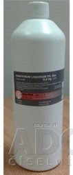 PARAFFINUM LIQUIDUM Ph.Eur. - GALVEX (tekutý parafín) 1x0,8 kg