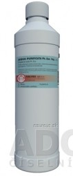 Aqua purificata Ph.Eur. - GALVEX Čistená voda 1x1 kg