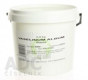 VASELINUM ALBUM Ph.Eur. - GALVEX ung 1x900 g