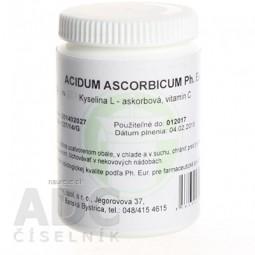 ACIDUM ASCORBICUM Ph.Eur. - GALVEX plv 1x100 g