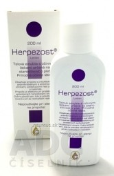 Herpezost Lotion 1x200 ml