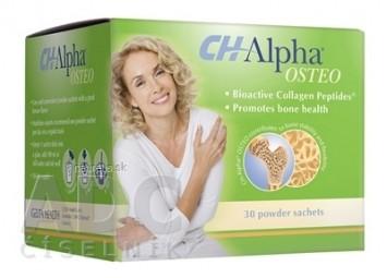 CH-Alpha OSTEO prášok vo vrecúškach (á 13,5 g) 1x30 ks