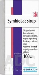 GENERICA SymbioLac sirup 1x100 ml