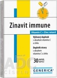 GENERICA Zinavit immune cps 1x30 ks