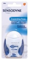 SENSODYNE Expanding Floss zubná niť 30 m, 1x1 ks