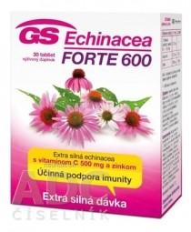 GS Echinacea FORTE 600 tbl (2016) 1x30 ks