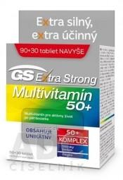 GS Extra Strong Multivitamín 50+