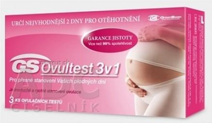 GS Ovultest 3v1