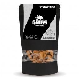 Grigs Cvrčie chipsy - Cesnak