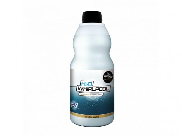 H2O WHIRLPOOL - chémia pre vírivé vane 1 l