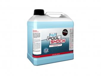 H2O POOL SHOCK - šoková dezinfekcia 3 l