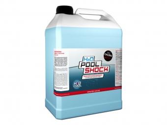H2O POOL SHOCK - šoková dezinfekcia 5 l