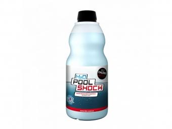 H2O POOL SHOCK - šoková dezinfekcia 1 l