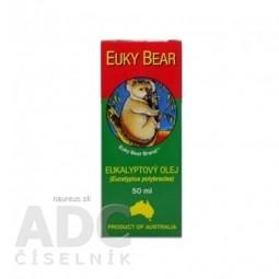Health Link EUKY BEAR eukalyptový olej 1x50 ml