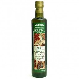 Olej olivový BIO 500 ml Latzimas