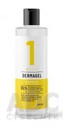 DERMAGEL - Hygiena gel s vôňou levandule 1x240 ml