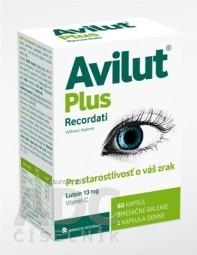 AVILUT Plus Recordati cps 1x60 ks