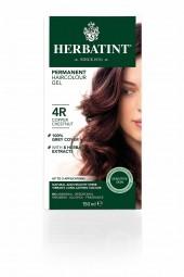 HERBATINT permanentná farba na vlasy medený gaštan 4R