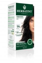 HERBATINT permanentná farba na vlasy čierna 1N